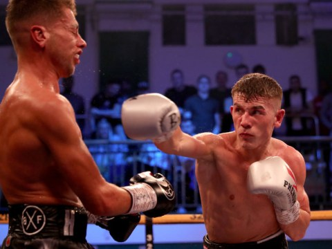 A frontline worker headliner and Tyson Fury's sparring partner: Frank Warren previews boxing's return