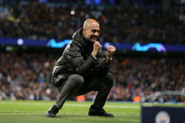 Manchester City will be in the Champions League next season