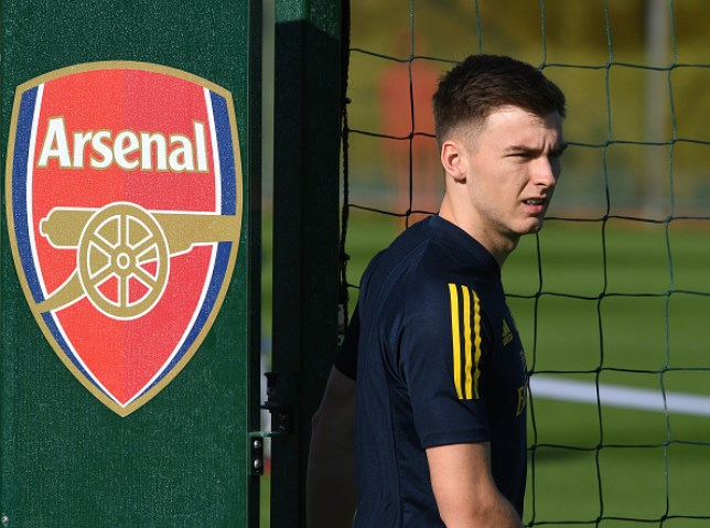 Kieran Tierney has impressed under Mikel Arteta following a tough start to his Arsenal career