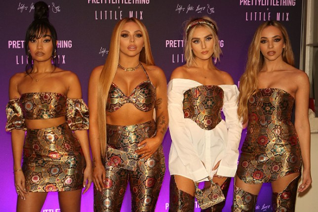 PrettyLittleThing x Little Mix - Collection Launch