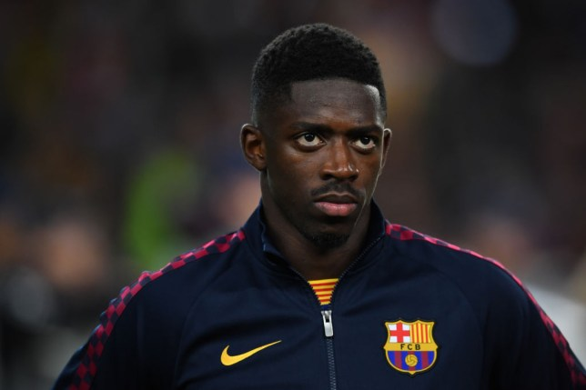 Dembele could be heading for the exit door