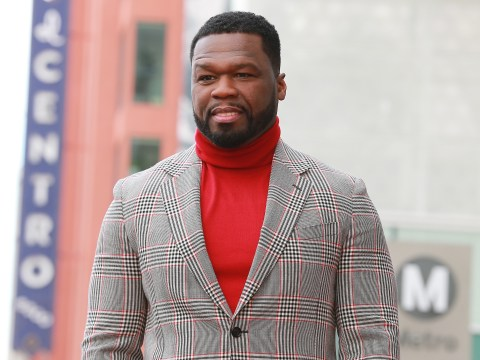 50 Cent returns to Instagram despite announcing 'break' after being reported for 'bullying'