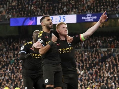 Manchester City vs Real Madrid Champions League tie exempt from Government's Spain quarantine rule