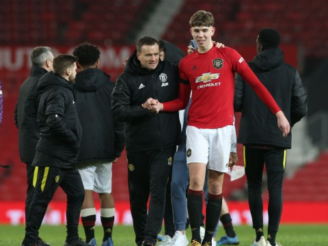 Manchester United defender Ben Hockenhull joins Brentford on permanent deal