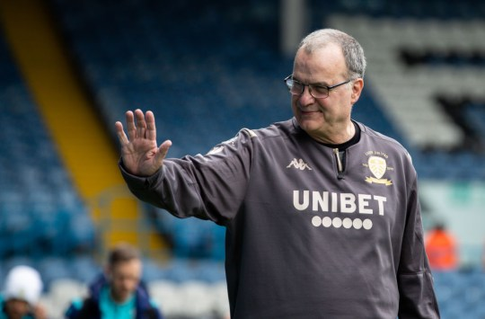 Marcelo Bielsa has masterminded Leeds United's promotion campaign