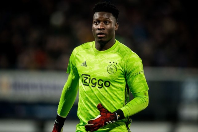 Ajax goalkeeper Andre Onana is keen to join Chelsea this summer