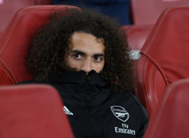 Guendouzi has been left out in the cold