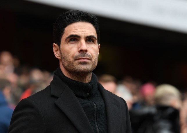 Mikel Arteta the Arsenal Head Coach before the Premier League match between Arsenal FC and West Ham United at Emirates Stadium on March 07, 2020 in London, United Kingdom.