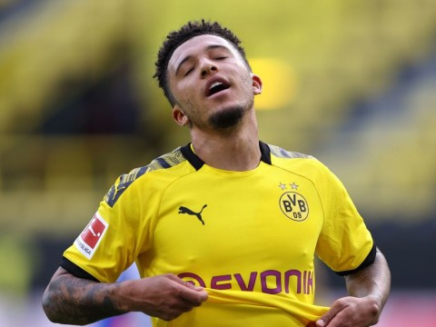 Gary Neville fires warning to Manchester United over delaying Jadon Sancho transfer
