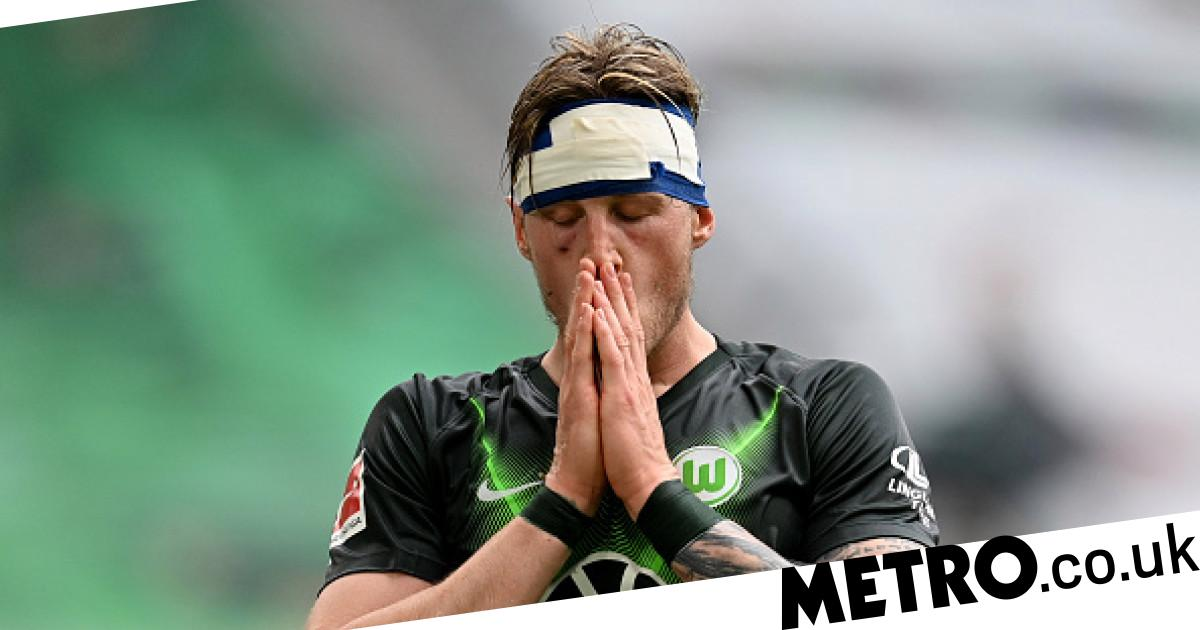 Wout Weghorst responds to Arsenal transfer speculation - metro
