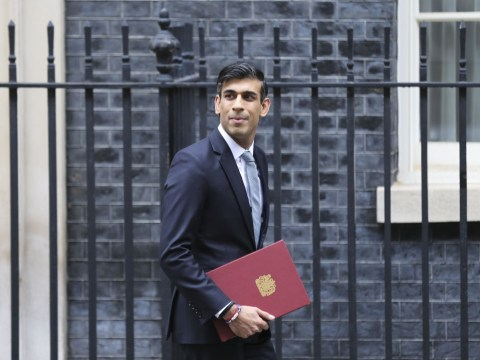 Rishi Sunak promised a 'green recovery' but has offered nothing more than a sticking plaster