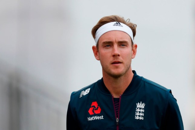 England legend Stuart Broad was left out of the first Test against West Indies