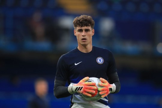Frank Lampard could look to offload Kepa Arrizabalaga this summer
