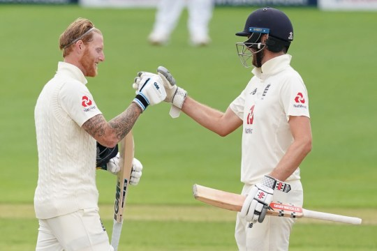 Ben Stokes and Dom Sibley both scored centuries for the hosts