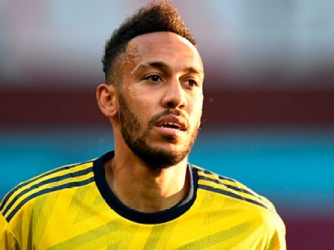 Arsenal ready to offer £250,000-a-week contract to Pierre-Emerick Aubameyang