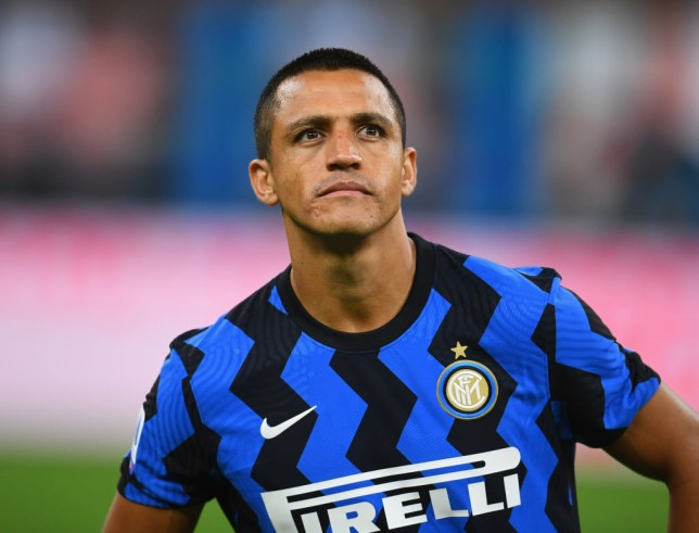 Inter Milan chief confirms intention to sign Alexis Sanchez after Manchester United rebuff loan extension