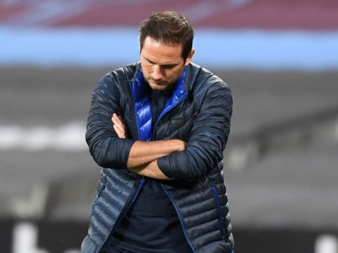 Unhappy Frank Lampard tells Chelsea players what they must improve after West Ham loss