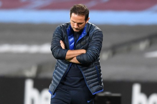 Frank Lampard, has refused to solely blame Chelsea's defence for their defeat to West Ham