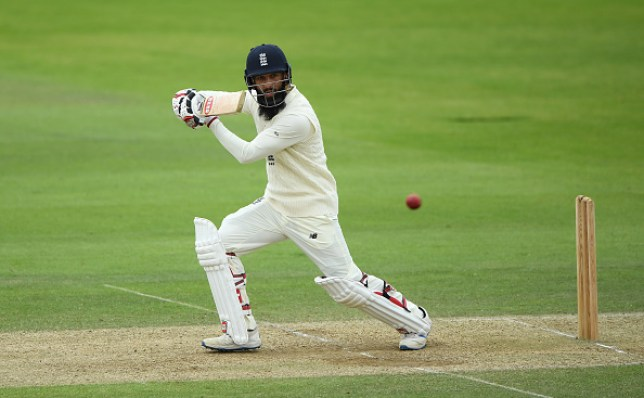 England all-rounder Moeen Ali was overlooked for the first Test against West Indies