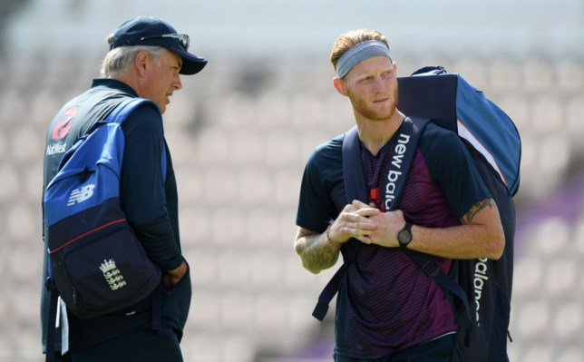 Ben Stokes will captain England in the first Test against West Indies