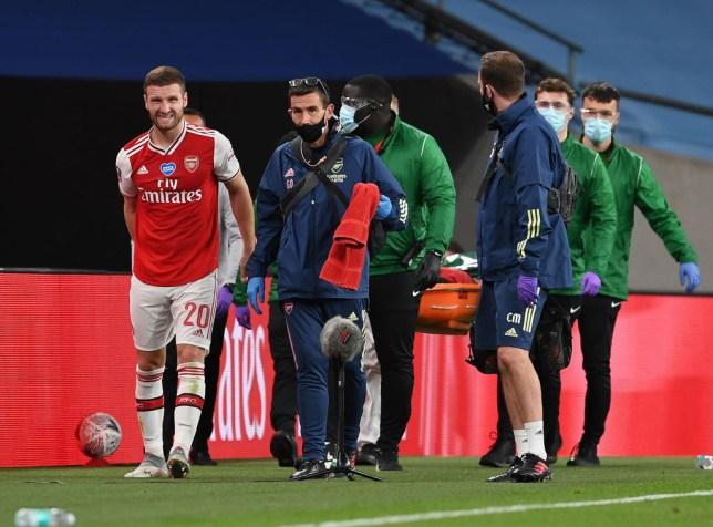 Arsenal v Manchester City - FA Cup: Semi Final