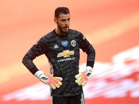 Ole Gunnar Solskjaer explains why David De Gea starts against West Ham