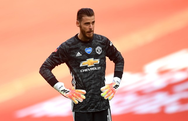 David de Gea made two costly errors which led to goals in Manchester United's FA Cup semi-final defeat against Chelsea