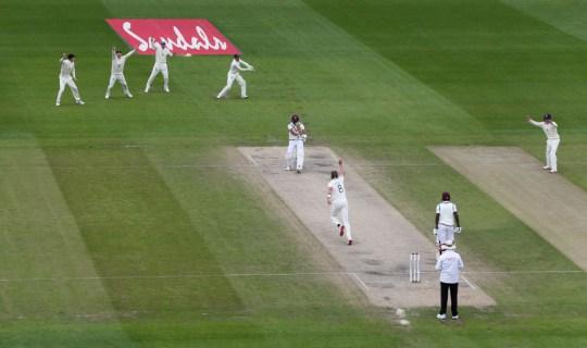 Stuart Broad impressed on his return to the side