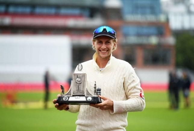 Joe Root's England face Pakistan in a three-match Test series