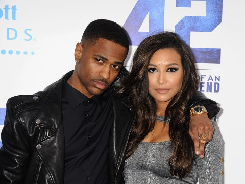Big Sean likes tweets about search for Naya Rivera as Glee actress is presumed dead