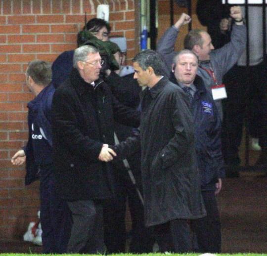 Manchester United v Chelsea