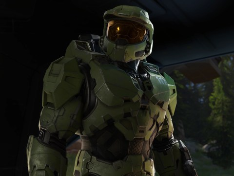 Halo Infinite is not a full open world game, demo was on a PC