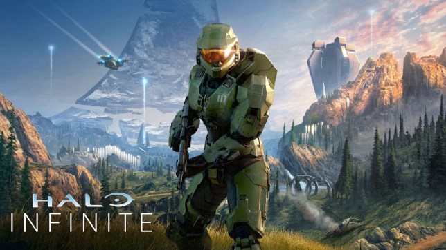 Halo Infinite key art