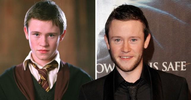 Harry Potter star Devon Murray