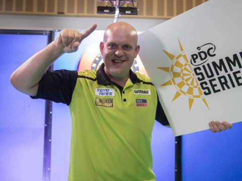Michael van Gerwen takes aim at all five PDC Summer Series titles and says Peter Wright isn't his biggest threat