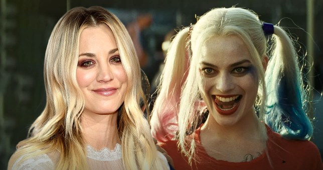 The Big Bang Theory's Kaley Cuoco addresses 'feud' with Margot Robbie over Harley Quinn