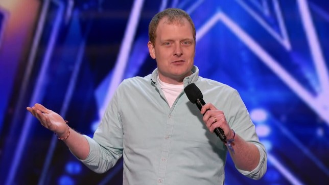 America's Got Talent: Comedian John Hastings performs to empty room with surprising results