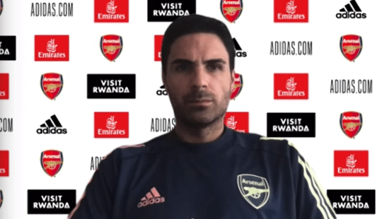 Mikel Arteta responds to Arsenal players wanting 'revenge' on Troy Deeney