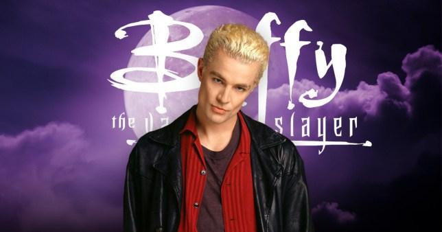 Bufy The Vampire Slayer Spike