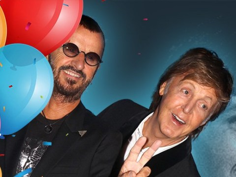 Sir Ringo Starr to reunite with Sir Paul McCartney for his 80th birthday with charity gig