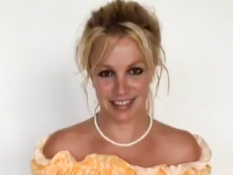 Britney Spears blesses fans with her most hypnotic TikTok video yet and we can't stop watching