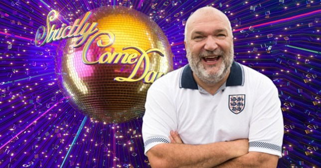 Neil Razor Ruddock Strictly Come Dancing