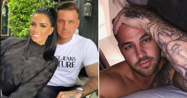Katie Price Says She S Found Perfect Prince In New Man Carl Woods Metro News