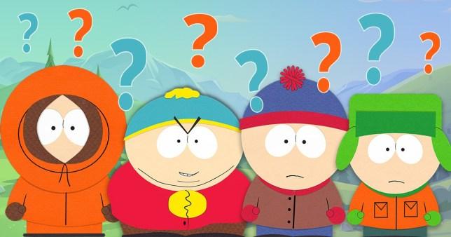 South Park quiz