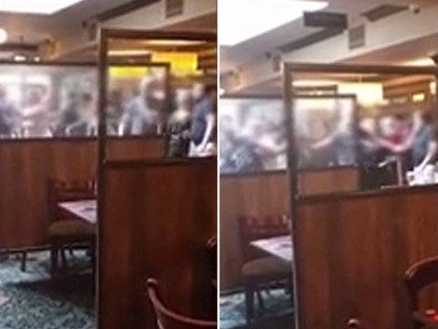 Fight breaks out at Wetherspoons day after reopening