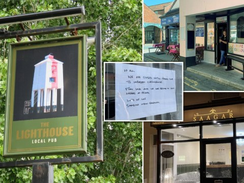 Pub, vape bar and takeaway in same town shut after one man tests positive