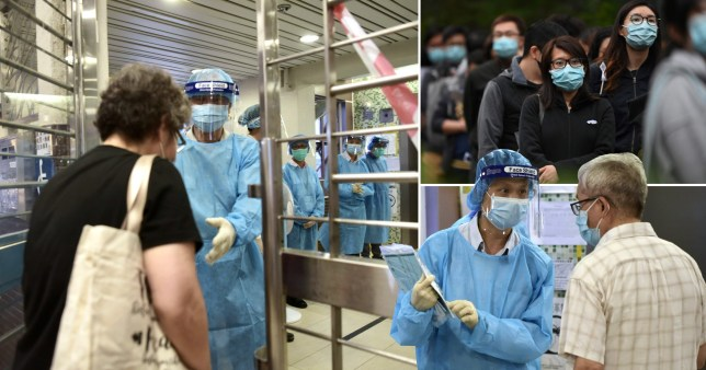 Hong Kong entrerait dans sa troisième vague après avoir vu une augmentation des cas de coronavirus