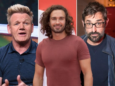 Joe Wicks set to feature Russell Brand, Louis Theroux, and Gordon Ramsay on new health podcast