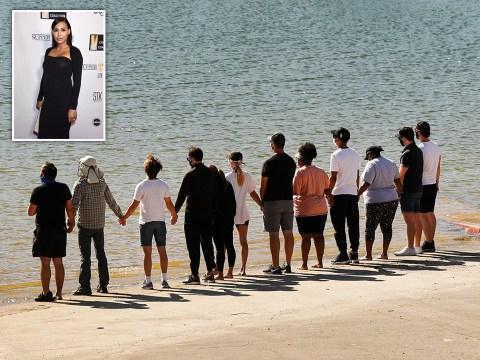 Naya Rivera's body found by divers 'shortly' after Glee cast and family prayed for her at Lake Piru