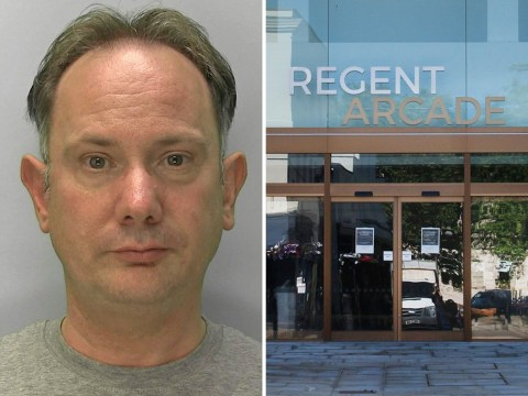 Paedophile jailed for raping boy, 13, in shopping centre toilets